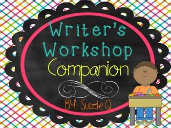 Writer's Workshop Companion