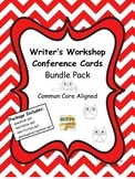 Writer's Workshop Conference Cards Bundle Pack