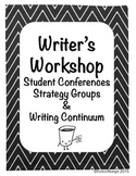 Writer's Workshop Conference and Strategy Group Recording/