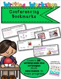 Writers Workshop Conferencing Bookmarks {K-1}