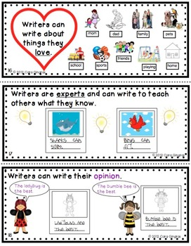 Writers Workshop Conferencing Bookmarks {K-1}