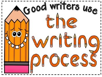 Writer's Workshop: Creating a Writing Process Chart