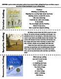 Writer's Workshop Endings for Student Use