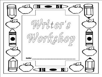 Writers Workshop File Folder