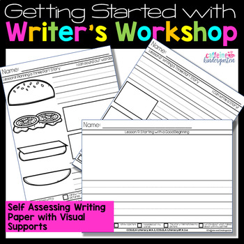 Writers Workshop For the Whole Year