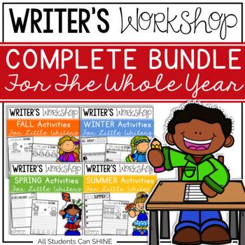 Writer's Workshop - COMPLETE BUNDLE