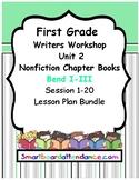 Writers Workshop Gr 1 Unit 2 Nonfiction Chapter Books Less