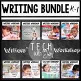 Writers' Workshop for Grades K-1 {Year-Long Bundle}