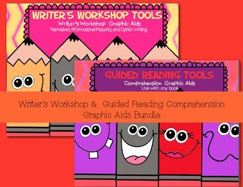 Writer's Workshop & Guided Reading Comprehension Graphic Aids