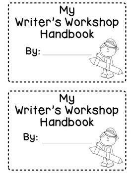 Writers Workshop Handbook