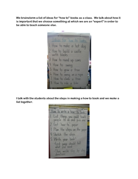 "Writers Workshop- ""How To Books"""