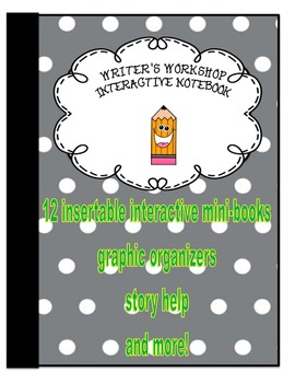 Writing Interactive notebook( Writer's Workshop)  (2nd and