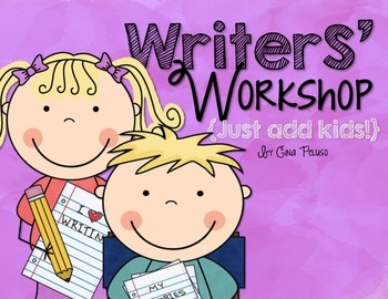 Writers' Workshop: Just Add Kids!