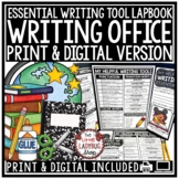 Personal Narrative Writing Workshop Lapbook for Writer's Notebook