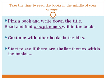 Writers Workshop: Literacy Essay Unit: Lesson 12/17