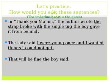 Writers Workshop: Literacy Essay Unit: Lesson 9/17