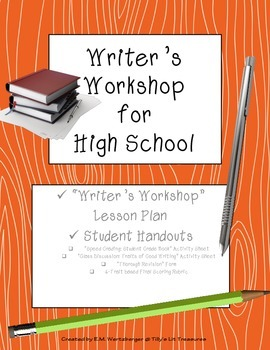 Writer's Workshop: Materials for Facilitating Peer Editing and Revision