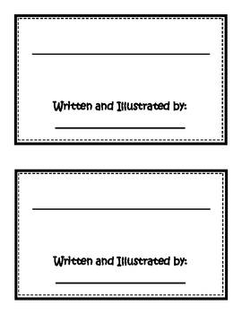 Writer's Workshop Mini Book