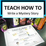Mystery Writing (Lessons Bundle)
