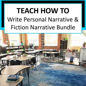 Personal Narrative and Narrative Bundle