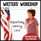 Writers' Workshop Nonfiction Unit: American Symbols