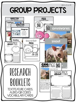 INFORMATIONAL WRITING WRITERS' WORKSHOP FARM ANIMALS