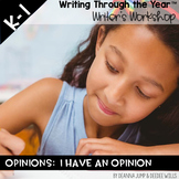 Writers Workshop :OPINION WRITING