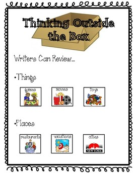 Writers Workshop Opinion Writing Anchor Charts Grade 1