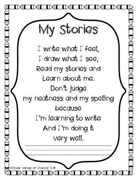Writers Workshop Paper Templates