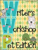 Writer's Workshop Pet Edition