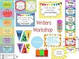Writers Workshop Primary Colors