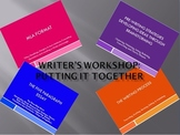 Writer's Workshop: Putting it Together