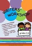 Writers' Workshop - Resources Pack
