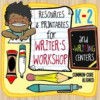 Writers Workshop Resources and Printables