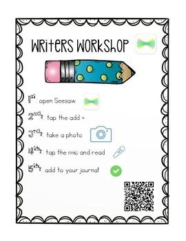 Writers Workshop (Seesaw)