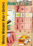 Writers Workshop: Sentence Building ( ELL/ESL Friendly)