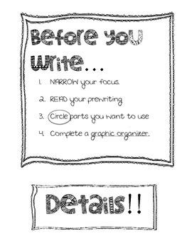 Writers Workshop Signs