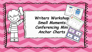 Writers Workshop Small Moments Conferencing