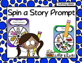 Write and Spin a Story Prompt