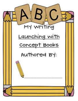 Writer's Workshop Student Work Storage Covers