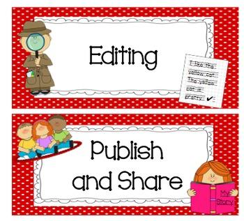Writer's Workshop Task Cards- Formal Language