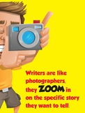 Writers Workshop Teachers Classroom poster