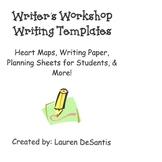Writer's Workshop Templates