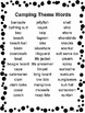 Writer's Workshop Themed Word Wall Posters