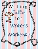 Writer's Workshop Tool box!