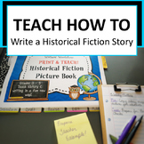 Writers Workshop: Historical Fiction
