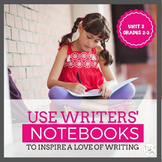 Writers' Workshop: Using a Writer's Notebook Unit 2 Grades