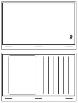 Writer's Workshop Writing Paper