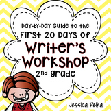 Writer's Workshop LAUNCH for 2nd Grade: 20(+) lessons to help you get started!