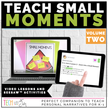 Writers' Workshop: Teaching Small Moments